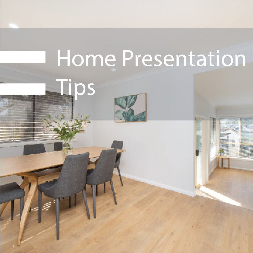 Home Presentation Tips